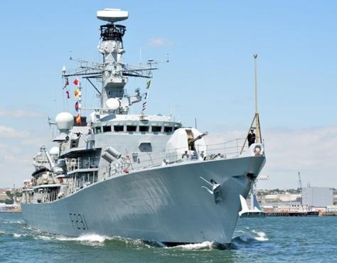 HMS Cargyll