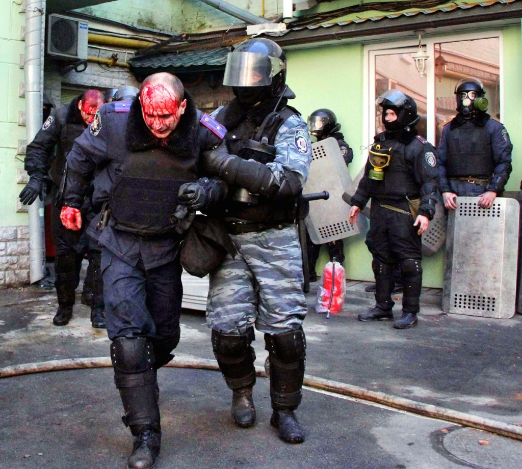 00 Kiev riots 02. 20.02.14