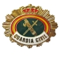 Guardia civil placa