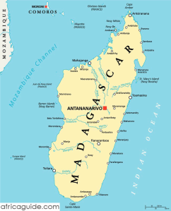 madagascar_political_map