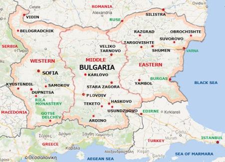 map-bulgaria